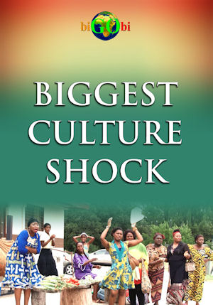 My Biggest Culture Shock