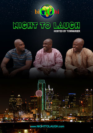 Night To Laugh